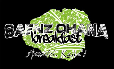 Saenz Ohana Breakfast